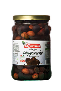 Taggiasca-olives